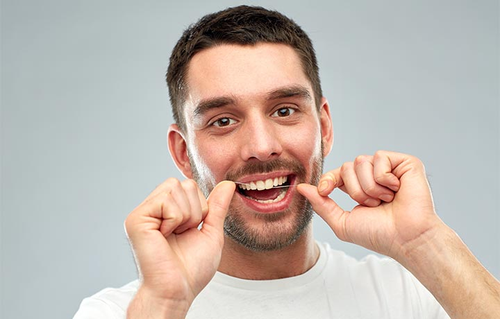 Oral Hygiene How to Floss